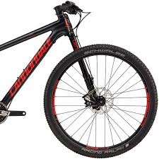 Cannondale F Si Carbon 3 Mountain Bike 2017