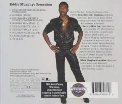 Eddie Murphy - Comedian - Amazon.com Music
