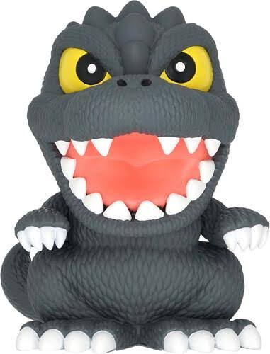 Monogram Godzilla Figural PVC Bank NY Comic and Toy Superstore