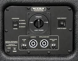 2x10 Bass Cabinet 8 Ohm by Mesa Boogie Ltd 2x10 Standard Powerhouse Cabinet 2x10 400w Bass
