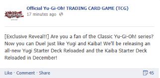 Starter Deck Yugi Reloaded Vs Kaiba Reloaded by Official Thread Starter Deck Yugi Kaiba Reloaded Pojo Com Forums
