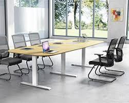 fabricant de mobilier de bureau chine fabricant conférence concurrentiel coût élégante table
