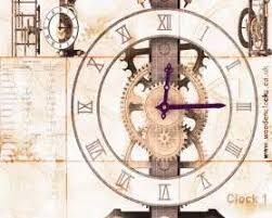 free simple wooden clock plans image mag