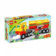 100 Lego Tanker Truck Jual LEGO 5605 Mainan Blok Puzzle Murah Harga