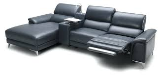 leather sofa darrin leather reclining sofa with console brandie