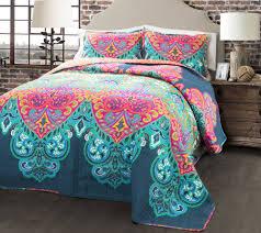 Lush Decor Belle 4 Piece Comforter Set by Lush Decor U2014 For The Home U2014 Qvc Com