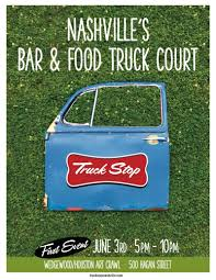 The Truck Stop Nashville In Nashville At Wedgewood/Houston