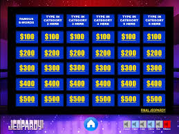 Download THE BEST FREE Jeopardy Powerpoint Template