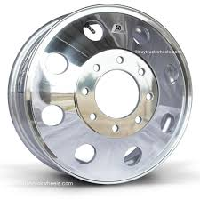 160211 Chevy / GMC Alcoa 16 X 6 Aluminum 8 Lug Front Wheel – Buy ...