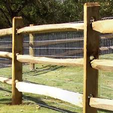 Guide To Split Rail Fence Costs Prices Detail