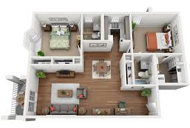 104 Two Bedroom Apartment Design The Highlands At Wyomissing