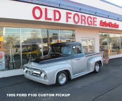 1956 Ford F100 | OLD FORGE MOTORCARS INC.
