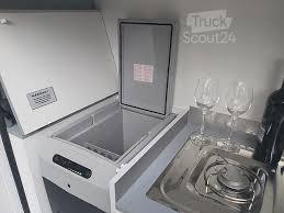 كرفان mini caravan cer schlafwagen mit küche قطر id