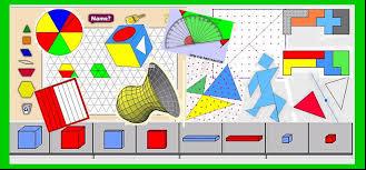 math manipulatives virtual manipulatives on the web