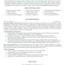 Resume Sample Retail Also Sales Associate Examples For Make