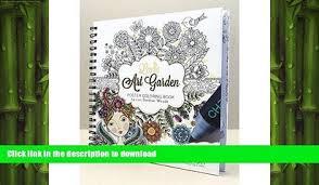 READ BOOK Lori S Art Garden Poster Coloring Book PDF ONLINE