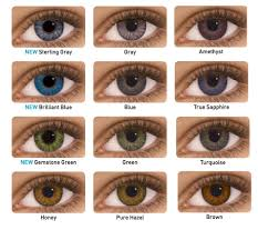 Cheap Prescription Halloween Contact Lenses by The Best Colored Contacts For Brown Eyes U2013 Eyecandy U0027s