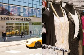 Nordstrom Department Store Opens Rack In Union Square
