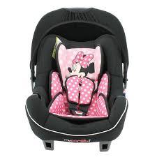 cale tete bebe pour siege auto siège auto bébé de 0 13 kg disney made in 4 étoiles test