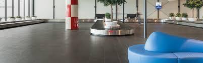 Nora Rubber Flooring Australia by Rotterdam The Hague Airport Architecturex