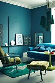 architecture teal walls turquoise living room blue architecture