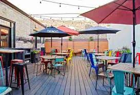 Chicagos Best Outdoor Restaurants Rooftop Bars And Patios