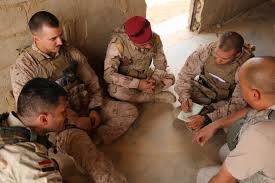 I Mef Dts Help Desk by Ousting Isis From Al Anbar The Advise And Assist Mission Of Task