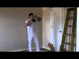 Best Airless Paint Sprayer For Ceilings by How To Paint Ceilings With A Paint Sprayer Tips Using An Airless