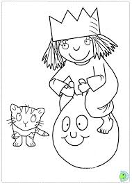 Best Little Princess Coloring Pages 82 On Line Drawings With
