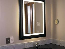 lighted bathroom cabinet lighted bathroom vanity mirrors gilriviere