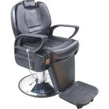Fully Reclining Barber Chair by Barberpub All Purpose Hydraulic Recline Salon Beauty Spa Shampoo