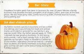 Pumpkin Patch Pasadena Area by Faq
