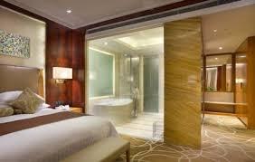 modern master bedroom with bathroom design novocom top