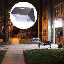 60w 100w led wall pack light outdoor walkway ip65 bright garden