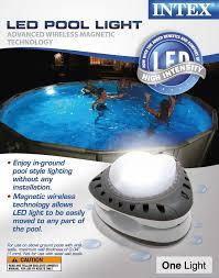 interior led pool light transformer led pool light floating led