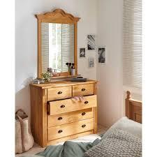 schlafzimmer kommode spiegel set ulderan 2 teilig