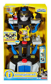 Off Powerpad Lamp And Lantern by Amazon Com Fisher Price Imaginext Dc Super Friends Transforming
