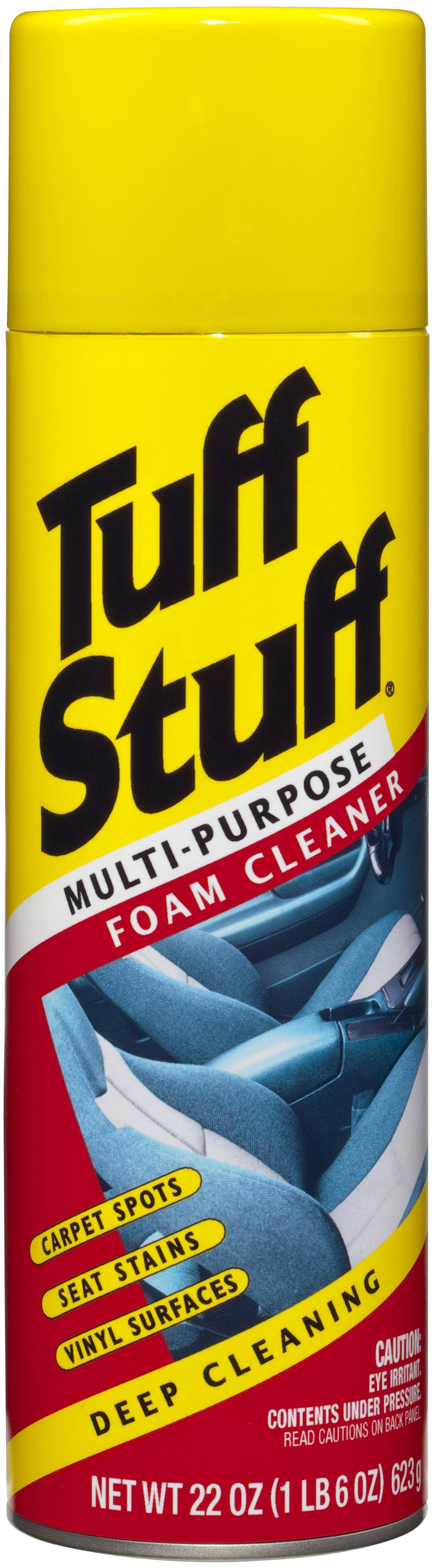 Tuff Stuff Multi Purpose Foam Cleaner for Deep Cleaning - 650ml