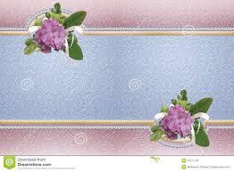 Elegant Wedding Backgrounds Stock Illustration