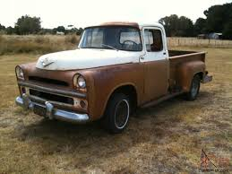 1957 Dodge Truck - Bing Images | 57 Dodge | Pinterest | Dodge Trucks ... 1957 Dodge D100 Northern Wisconsin Mopar Forums Pickup F1001 Indy 2015 Power Wagon W100i Want To Rebuild A Truck With My Boys Hooniverse Truck Thursday Two Sweptside Pickups Sweptline S401 Kissimmee 2013 F1301 2017 Dodge 4x4 1 Of 216 Produced This Ye Flickr For Sale 2102397 Hemmings Motor News Rat Rod On Roadway Stock Photo 87119954 Alamy Shortbed Stepside Pickup 500 57