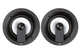 Sonos Ceiling Speakers Australia by Jamo Ic 208 In Ceiling Speaker Pair Digital Cinema