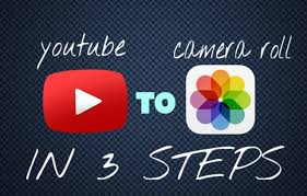 How to youtube videos to iphone for free