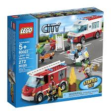 Amazon.com: LEGO City 60023 Starter Toy Building Set: Toys & Games Lego City Charactertheme Toyworld Amazoncom Great Vehicles 60061 Airport Fire Truck Toys 4204 The Mine Discontinued By Manufacturer Ladder 60107 Walmartcom Toy Story Garbage Getaway 7599 Ebay Tow Itructions 7638 Review 60150 Pizza Van Jungle Explorers Exploration Site 60161 Toysrus Brickset Set Guide And Database City 60118 Games Technicbricks 2h2012 Technic Sets Now Available At Shoplego