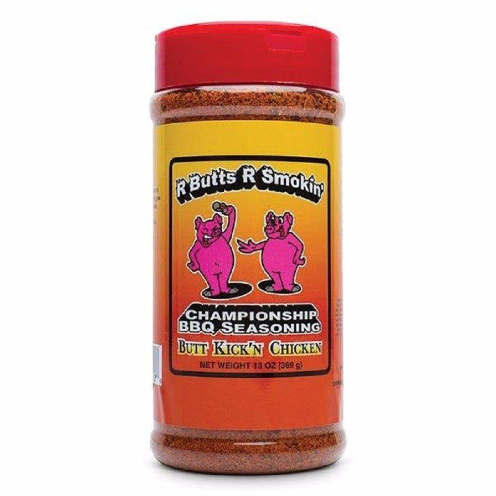 R-Butts R-Smokin Butt Kick'n Chicken' Championship BBQ Rub - 368g