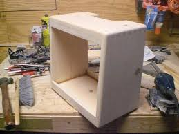 1x10 Guitar Cabinet Dimensions by Building A Solid Pine Wood Finger Jointed Guitar Amplifier