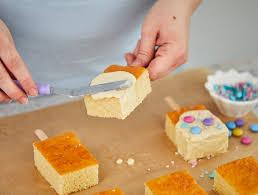kuchen am stiel einfaches kindergeburtstags rezept