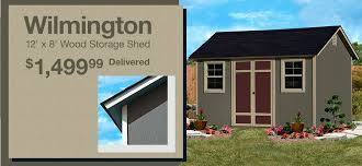 Keter Woodland Lean To Storage Shed by Sheds U0026 Barns Costco