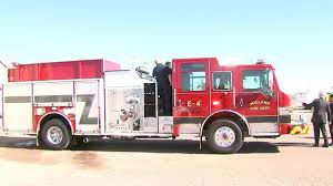 Midland Fire Department Welcomes New Fire Truck To Their Fleet