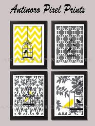 Yellow Gray Bathroom Art by 141 Best Grey And Yellow Bathroom Images On Pinterest Yellow