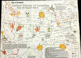 Spooky Halloween Tombstone Names by Spooky Classroom Mapping For Halloween Maps For The Classroom